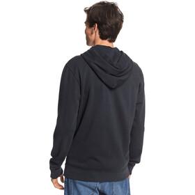 Quiksilver Acid Sun Fleece Zip Hoody Herren black